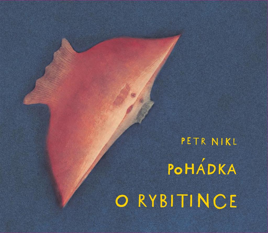 Pohádka o Rybitince+CD - Petr Nikl