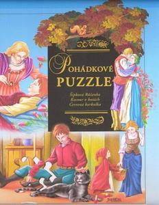 Obrázok Pohádkové puzzle Šípková Růženka