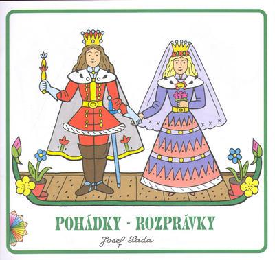 Obrázok Pohádky Josefa Lady - omalovánka