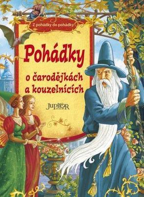 Obrázok Pohádky o čarodějkách a kouzelnících