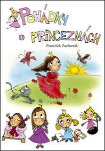 Obrázok Pohádky o princeznách