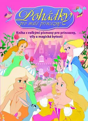 Obrázok Pohádky pro malé princezny