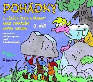 Obrázok Pohádky z Jižních Čech a Šumavy 3 aneb vyprávění kapra Jakuba