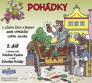 Obrázok Pohádky z Jižních Čech a Šumavy 2 aneb vyprávění kapra Jakuba