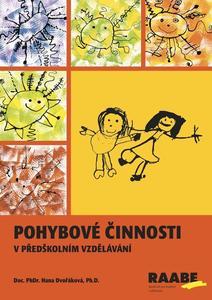 Obrázok Pohybové činnosti pro předškolní vzdělávání