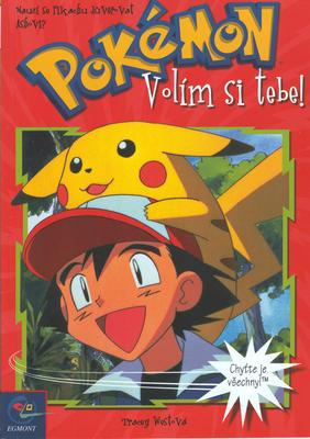 Obrázok Pokémon  1 - Volím si tebe!