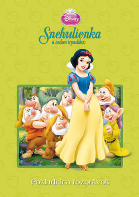 Obrázok Pokladnica rozprávok Snehulienka a sedem trpaslíkov