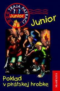 Obrázok Poklad v pirátskej hrobke (Traja pátrači Junior 5)