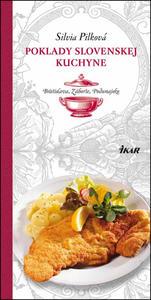 Obrázok Poklady slovenskej kuchyne Bratislava, Záhorie, Podunajsko