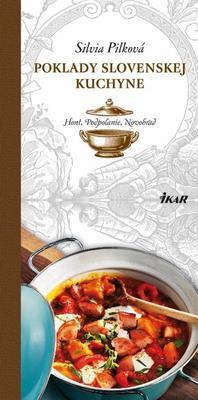 Obrázok Poklady slovenskej kuchyne Hont, Podpoľanie, Novohrad