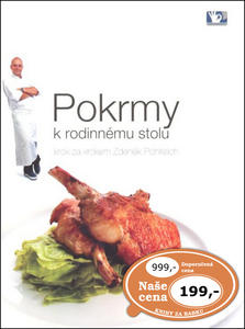 Obrázok Pokrmy k rodinnému stolu (obsahuje 3 DVD)