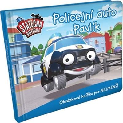 Obrázok Policejní auto Pavlík