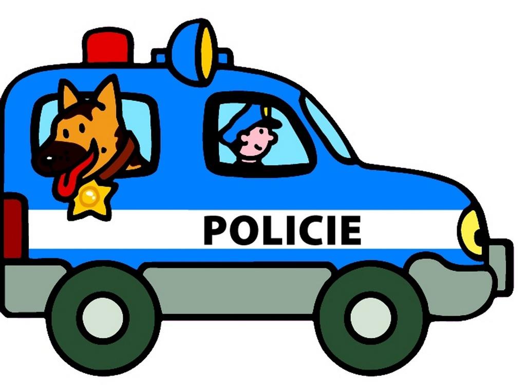 Policie Auta Se Zvuky Sleviste Cz