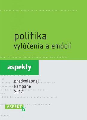 Obrázok Politika vylúčenia a emócií