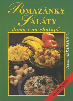 Obrázok Pomazánky saláty doma i na cha