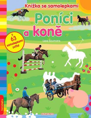 Poníci a koně