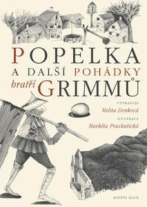 Obrázok Popelka a další pohádky bratří Grimmů
