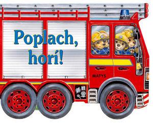 Obrázok Poplach, horí!