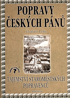 Obrázok Popravy českých pánů