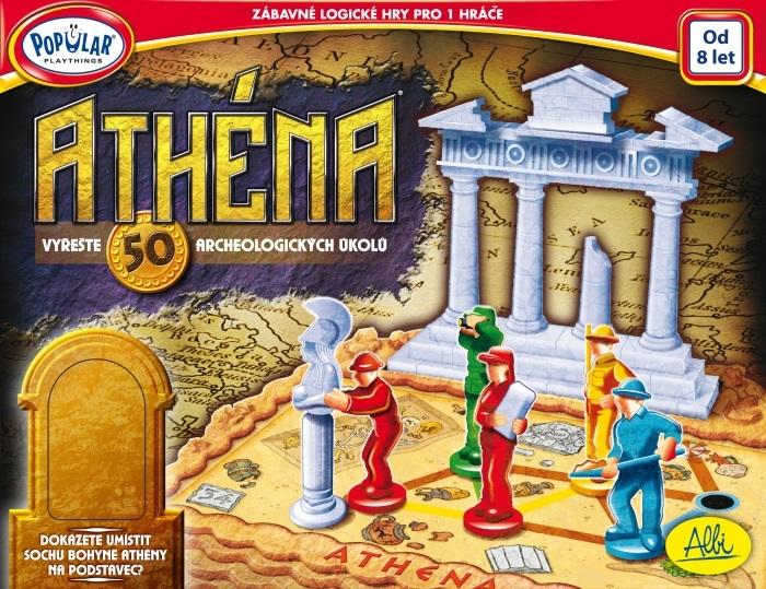 Popular Athéna