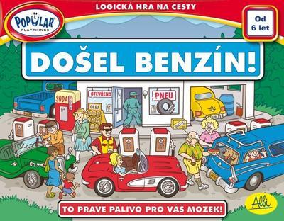 Obrázok Popular Došel benzín!