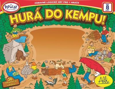 Obrázok Popular Hurá do kempu