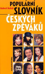 Obrázok Populární slovník českých zpěváků pop music