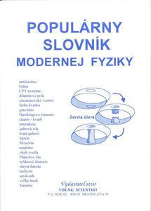 Obrázok Populárny slovník modernej fyziky