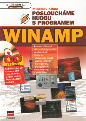 Obrázok Posloucháme hudbu s programem Winamp + CD