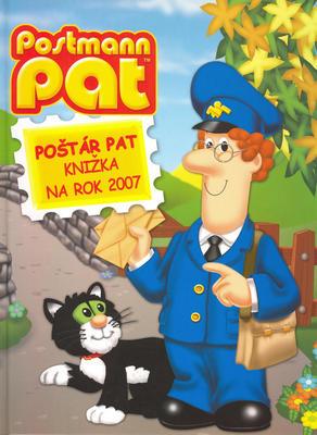 Obrázok Poštár Pat Knižka na rok 2007