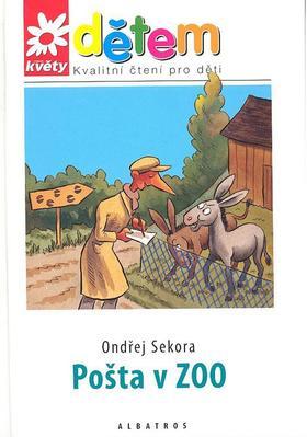 Obrázok Pošta v ZOO + CD