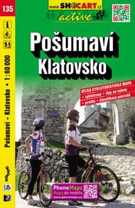 Obrázok Pošumaví, Klatovsko 1:60 000