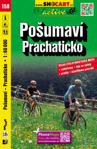 Obrázok Pošumaví, Prachaticko 1:60 000