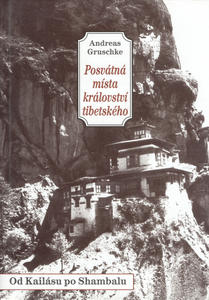 Obrázok Posvátná místa království tibetského