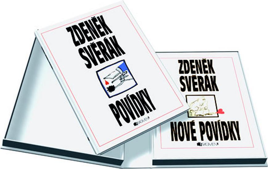 Povídky a Nové povídky (Zdeněk Svěrák) - Zdeněk Svěrák