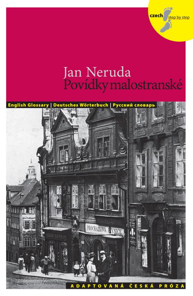 Povídky malostranské - Jan Neruda
