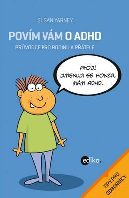 Obrázok Povím vám o ADHD