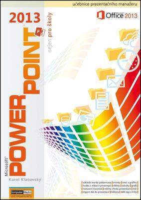 Obrázok PowerPoint 2013 nejen pro školy