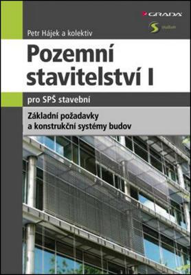 Obrázok Pozemní stavitelství I pro SPŠ stavební