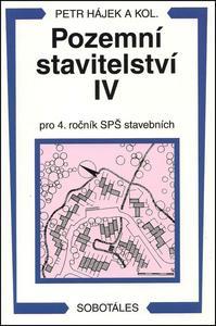 Obrázok Pozemní stavitelství IV pro 4. ročník SPŠ stavebních