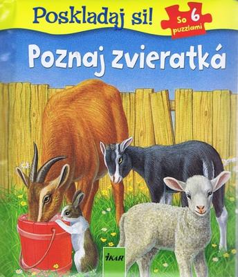 Obrázok Poznaj zvieratká