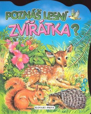 Obrázok Poznáš lesní zvířátka?