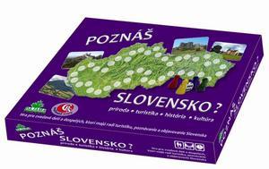 Obrázok Poznáš Slovensko?