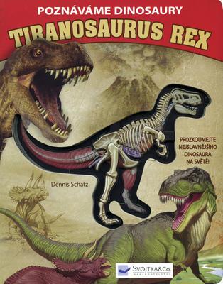 Obrázok Poznáváme dinosaury Tiranosaurus rex