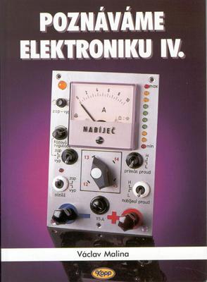 Obrázok Poznáváme elektroniku IV.
