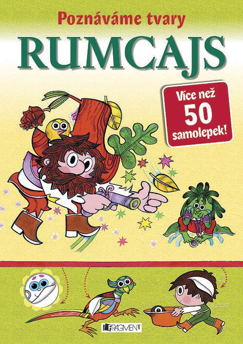 Poznáváme tvary Rumcajs