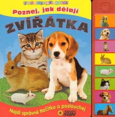 Obrázok Poznej, jak dělají zvířátka