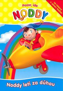 Obrázok Pozor, ide Noddy Noddy letí za dúhou