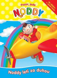 Obrázok Pozor, jede Noddy. Noddy letí za duhou