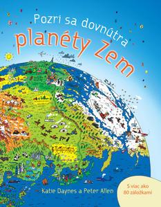 Obrázok Pozri sa dovnútra planéty Zem